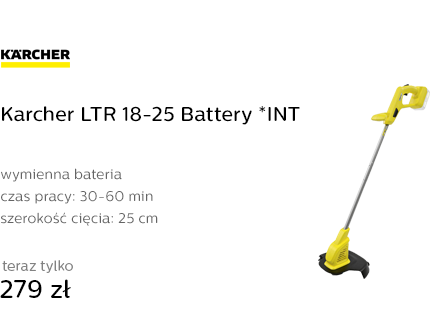 Karcher LTR 18-25 Battery *INT