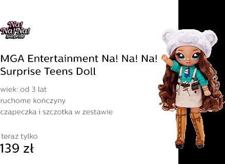 MGA Entertainment Na! Na! Na! Surprise Teens Doll