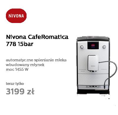 Nivona CafeRomatica 778 15 bar