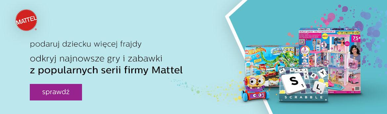 Mattel - nowości