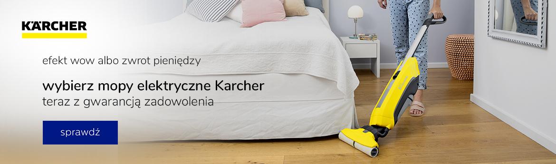 Karcher - wow albo zwrot kasy