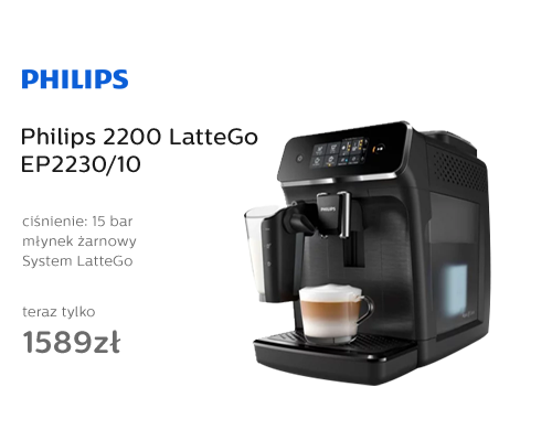 Philips 2200 LatteGo EP2230/10