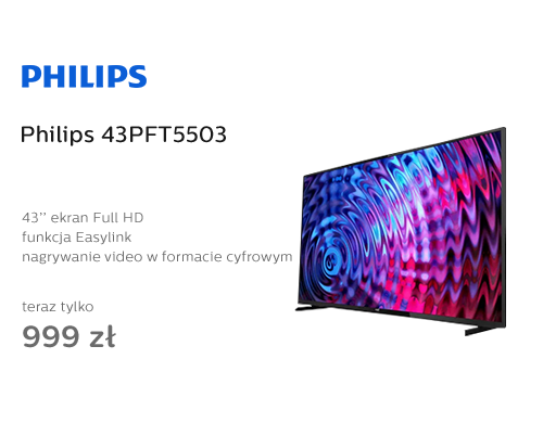 Philips 43PFT5503