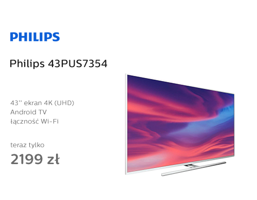 Philips 43PUS7354