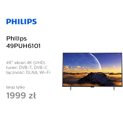 Philips 49PUH6101