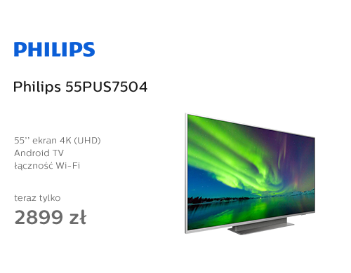 Philips 55PUS7504