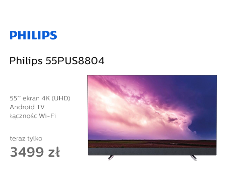 Philips 55PUS8804
