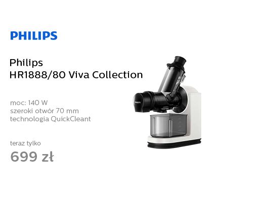 Philips HR1888/80 Viva Collection