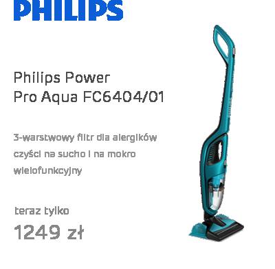 Philips Power Pro Aqua FC6404/01
