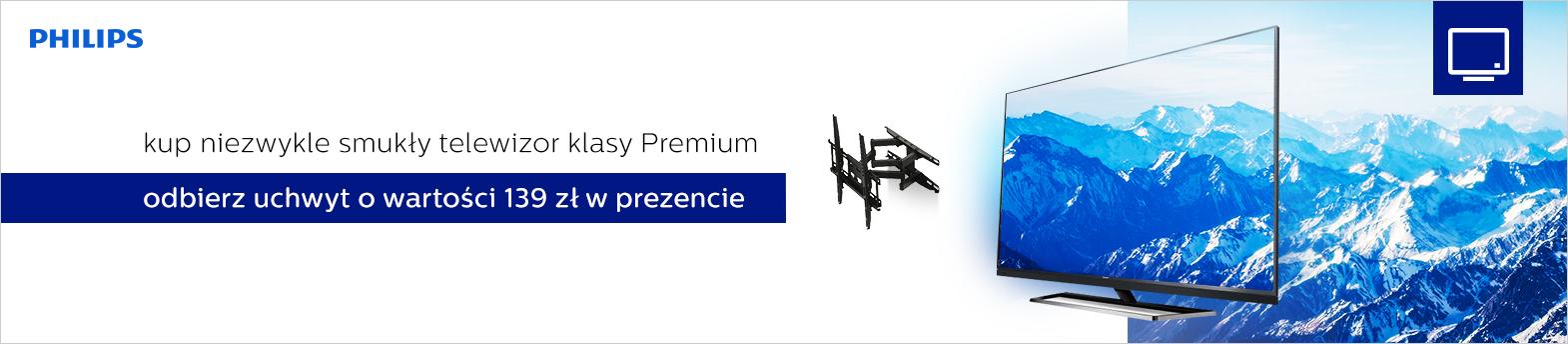 Philips Premium - uchwyt gratis
