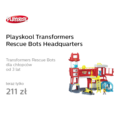 Playskool Transformers Rescue Bots Headquarters