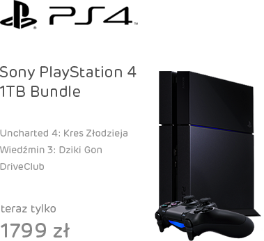 Sony PlayStation 4 1TB Bundle