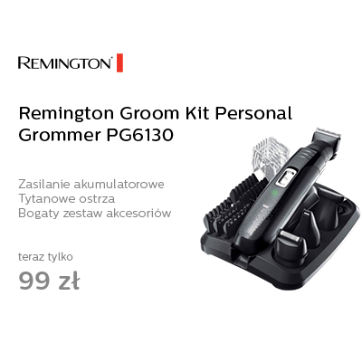 Remington Groom Kit Personal Grommer PG6130