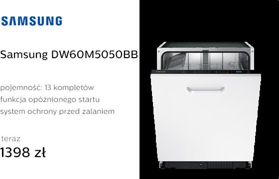 Samsung DW60M5050BB