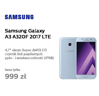 Samsung Galaxy A3 A320F 2017 LTE Blue Mist