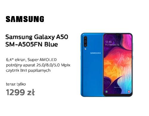 Samsung Galaxy A50 SM-A505FN Blue