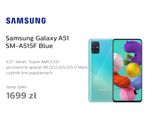 Samsung Galaxy A51 SM-A515F Blue