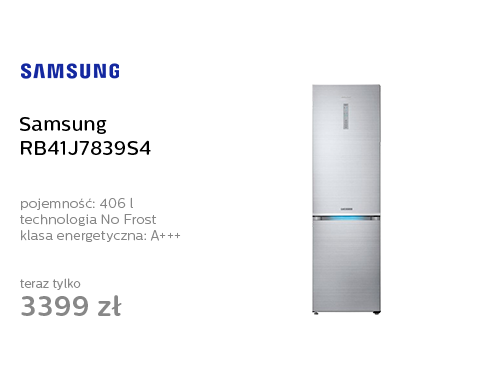 Samsung RB41J7839S4