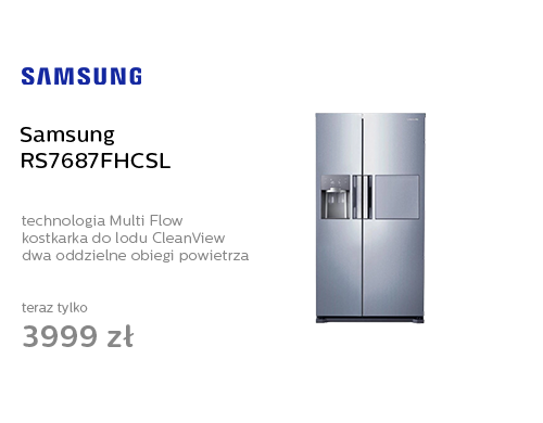 Samsung RS7687FHCSL