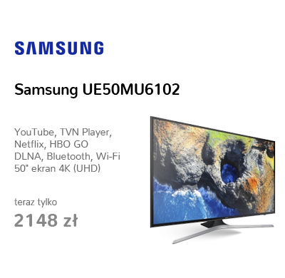 Samsung UE50MU6102