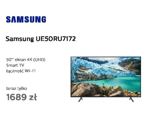 Samsung UE50RU7172