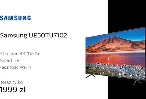Samsung UE50TU7102