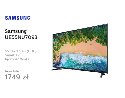 Samsung UE55NU7093