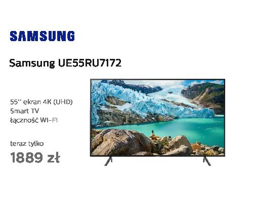 Samsung UE55RU7172