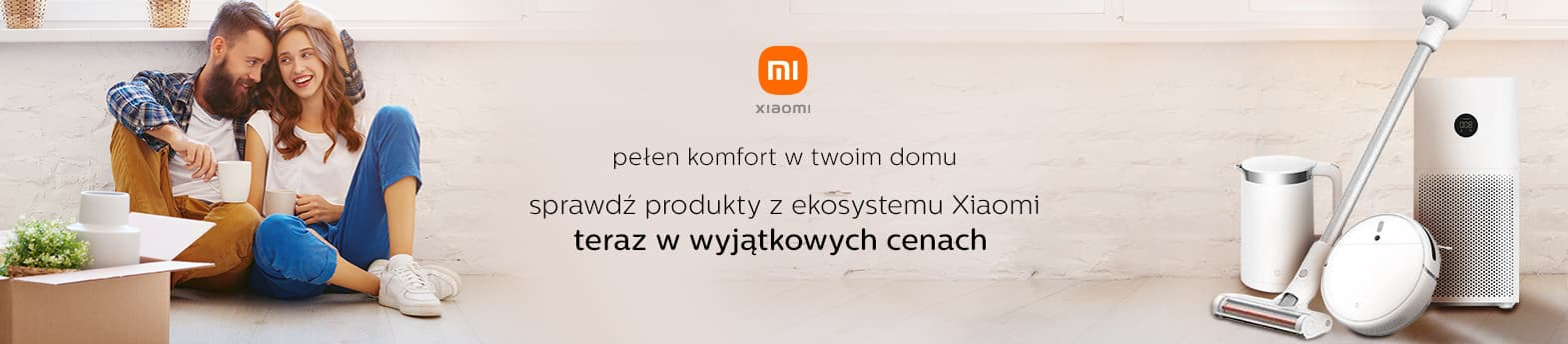 Xiaomi z rabatami