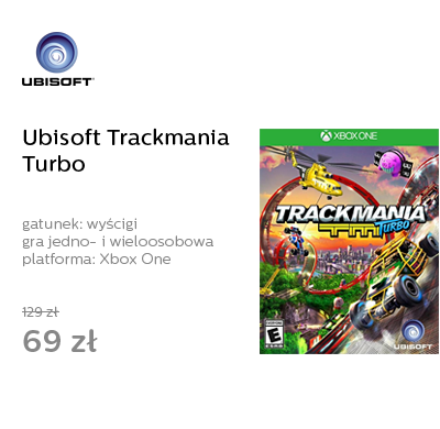 Ubisoft Trackmania Turbo