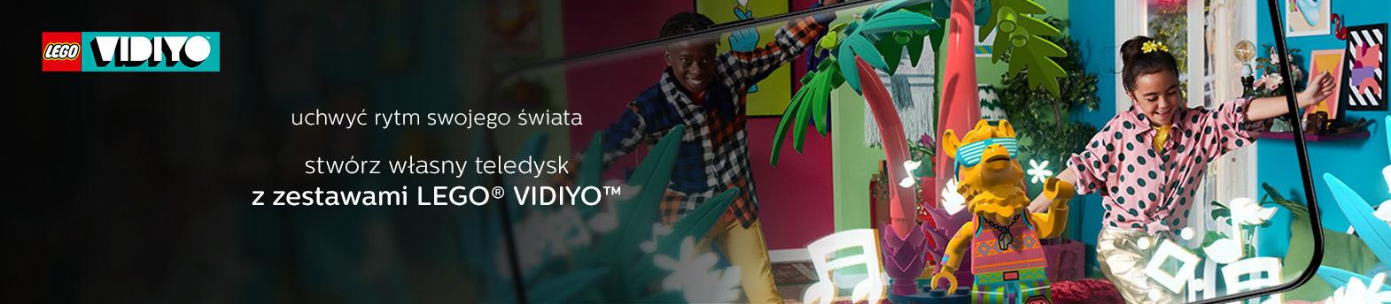 LEGO® Vidiyo™ - muzyczna nowość