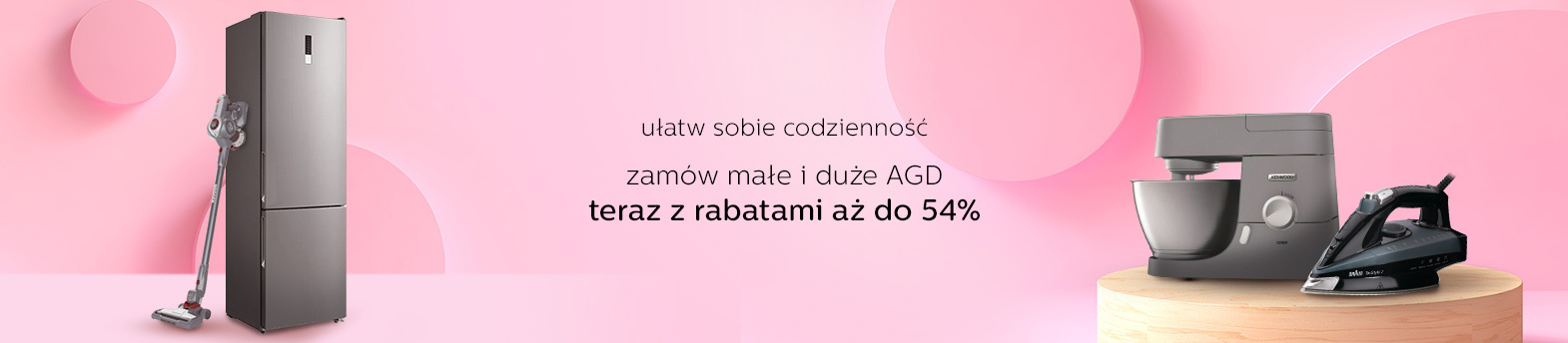 wyprzedaż AGD