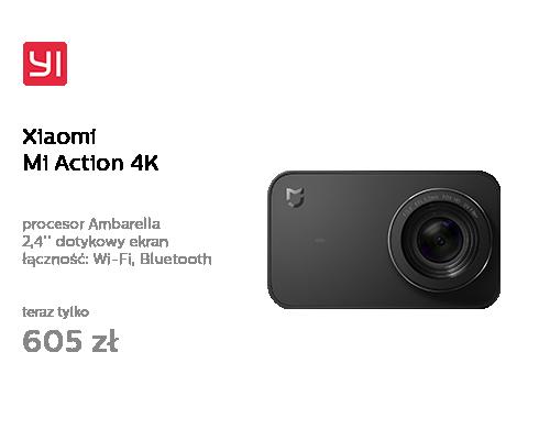 Xiaomi Mi Action 4K