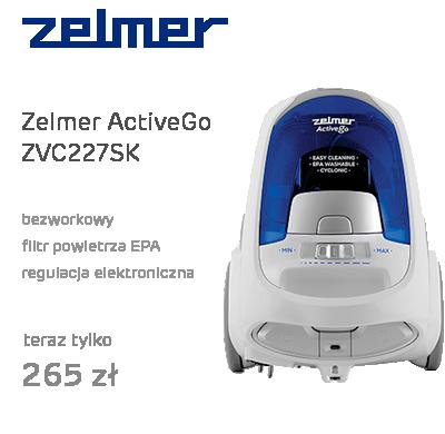 Zelmer ZVC227SK