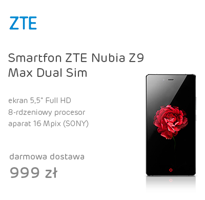 Navbar - ZTE Nubia Z9 Max Dual Sim