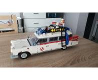 Test LEGO Creator ECTO-1 Pogromców duchów