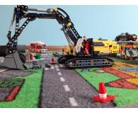 Test LEGO Technic Wytrzymała koparka