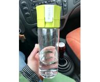 Brita Butelka filtrująca FILL&GO VITAL 0,6L limonkowa - Barbara