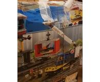 Test LEGO City Pociąg towarowy