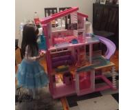 Test Barbie Idealny Domek dla lalek światła i dźwięki