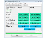 Test GOODRAM 256GB 2,5'' SATA SSD CX400 7mm