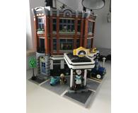 Test LEGO Creator Warsztat na rogu
