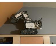 Opinia o LEGO Technic Koparka Liebherr R 9800