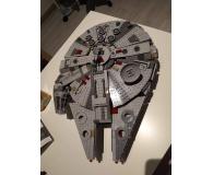 Test LEGO Star Wars Sokół Millennium