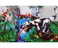 Test LEGO Marvel Spider-Man Starcie z Venomozaurem