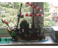 LEGO Ideas Piraci z Zatoki Barakud - Michał