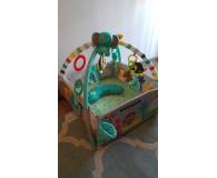Test  Bright Starts Plac Zabaw Fikająca Małpka z Piłeczkami 10754  - Dawid