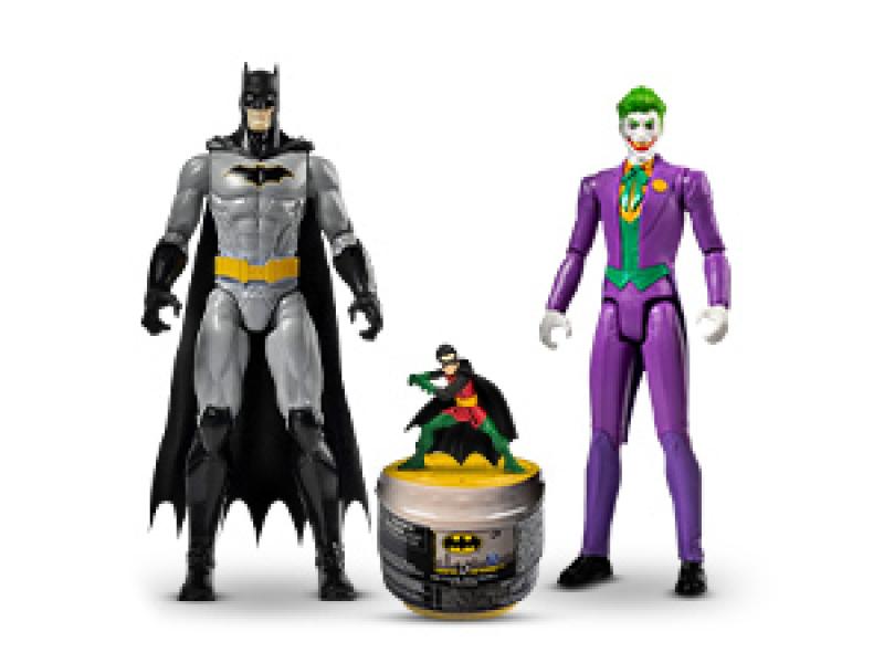 Kup zabawki z serii Batman za min. 99 zł i odbierz minifigurkę w prezencie