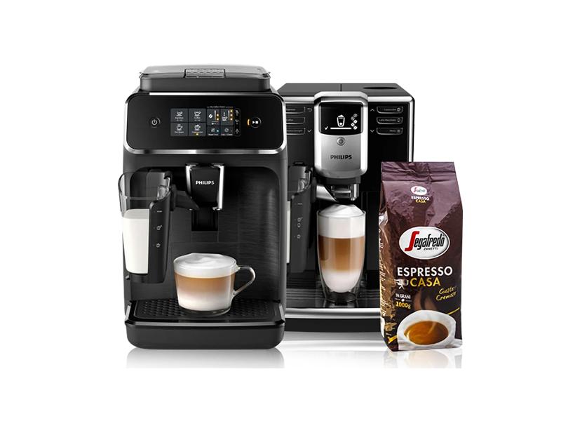 Philips - 6 kg kawy gratis