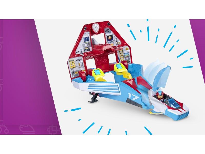Wejdź na nasz profil na Facebooku i wygraj zabawki Spin Master